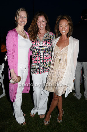 Rory Hermelele, Sue Debit, Alina Cho<br /> photo by Rob Rich © 2009 robwayne1@aol.com 516-676-3939