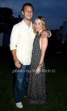 Brad Zeifman and Lauren Zeifman<br /> photo by Rob Rich © 2009 robwayne1@aol.com 516-676-3939