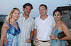 Alicia Colodner, Zach Colodner, James Goll, Debra Baron<br /> photo by Rob Rich © 2009 robwayne1@aol.com 516-676-3939