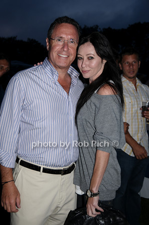 Andrew Farkas, Shannen Doherty<br /> photo by Rob Rich © 2009 robwayne1@aol.com 516-676-3939