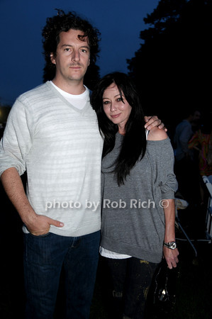 Kurt Iswarienko, Shannen Doherty<br /> photo by Rob Rich © 2009 robwayne1@aol.com 516-676-3939