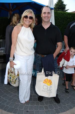 Debra Halpert and Todd Prybylski<br /> photo by Rob Rich © 2009 robwayne1@aol.com 516-676-3939