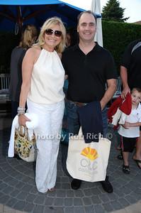 Debra Halpert and Todd Prybylski photo by Rob Rich © 2009 robwayne1@aol.com 516-676-3939
