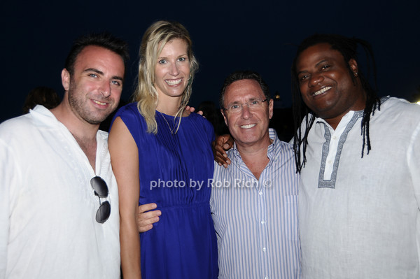 Elie Finegold, Sandi Farkas, Andrew Farkas, Clovis Tobias<br /> photo by Rob Rich © 2009 robwayne1@aol.com 516-676-3939