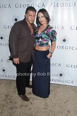 Frank Porporino Jr., Hanna Savylova photo by Rob Rich © 2011 robwayne1@aol.com 516-676-3939