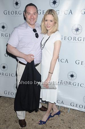 Jonathan Goldberg, Melissa Berkelhammer photo by Rob Rich © 2011 robwayne1@aol.com 516-676-3939