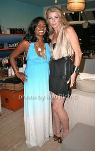 Veena Kahn, Shannon Hoey photo by Jakes van der Watt for Rob Rich/SocietyAllure.com © 2011 robwayne1@aol.com 516-676-3939
