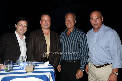 Remi Brabant, Lou Ruggiero, Robert Tillis, James Nix photo by Rob Rich © 2009 robwayne1@aol.com 516-676-3939
