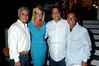Louis Capelli, Robin Modell, Mitch Modell, Jeffrey Rackover<br /> photo by Rob Rich © 2009 robwayne1@aol.com 516-676-3939