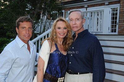 Jeffrey Rackover, Fran Harris, Mel Harris photo by Rob Rich © 2009 robwayne1@aol.com 516-676-3939
