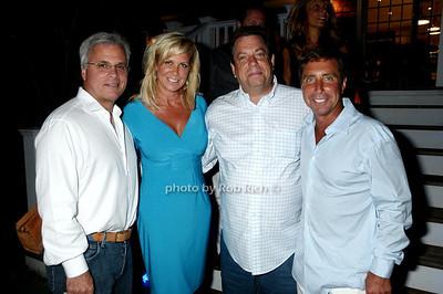 Louis Capelli, Robin Modell, Mitch Modell, Jeffrey Rackover photo by Rob Rich © 2009 robwayne1@aol.com 516-676-3939