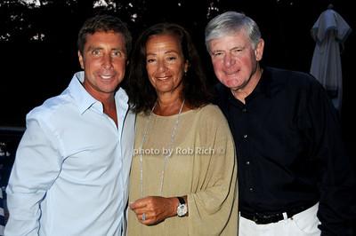 Jeffrey Rackover, Donna Conte, Bob Conte photo by Rob Rich © 2009 robwayne1@aol.com 516-676-3939