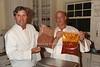 Chef Michael Maenza, Chef George Rhode IV<br /> photo by Rob Rich/SocietyAllure.com © 2011 robwayne1@aol.com 516-676-3939