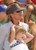 Enjoying   kids day on  day 4 of the Hampton Classic Horseshow (September 3, 2011)