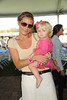 Aimee Astarata and Evangeline Astarata attend kids day on  day 4 of the Hampton Classic Horseshow (September 3, 2011)