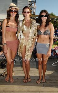 La Perla models photo by Rob Rich © 2009 robwayne1@aol.com 516-676-3939