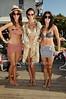 La Perla models<br /> photo by Rob Rich © 2009 robwayne1@aol.com 516-676-3939