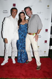 Alessandro Albanese, Wendy Diamond, Chris Robbins photo by Rob Rich © 2009 robwayne1@aol.com 516-676-3939