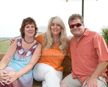 Barbara Graf, Virginia Cummings, Gary Graf