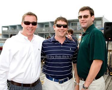 Dan Riebling, Kevin Dorst, Rick Aurigemna