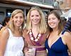 Liz Robinson, Alison Weisser, Kathleen Rafferty