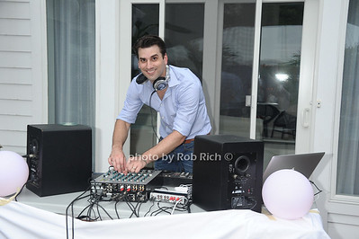 DJ Thomas Pategas photo by Rob Rich/SocietyAllure.com © 2011 robwayne1@aol.com 516-676-3939