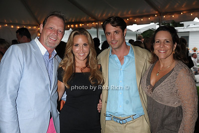 Brad Boles, Andrea Correale, Prince Lorenzo Borghese, Jane Incao photo by Rob Rich/SocietyAllure.com © 2011 robwayne1@aol.com 516-676-3939