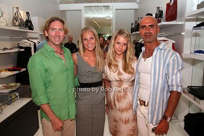 Michael Dare, Morgan Seal, Lauren Davenport, Marc Zowine  photo  by Rob Rich © 2009 robwayne1@aol.com 516-676-3939
