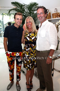Elliott Foote, Christine Blaha, Chris Robbins  photo  by Rob Rich © 2009 robwayne1@aol.com 516-676-3939