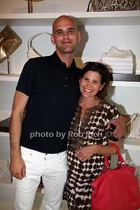 Frank Hector, Erin Swansen  photo  by Rob Rich © 2009 robwayne1@aol.com 516-676-3939