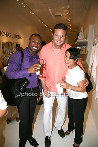 Darrell James, Richard Walsh, Carolee Yuvienco,  photo  by Rob Rich © 2009 robwayne1@aol.com 516-676-3939