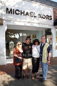 Leslie Hamer, Jaime Aries, Regina Nalbendian, Patrick Mclaughlan  photo  by Rob Rich © 2009 robwayne1@aol.com 516-676-3939
