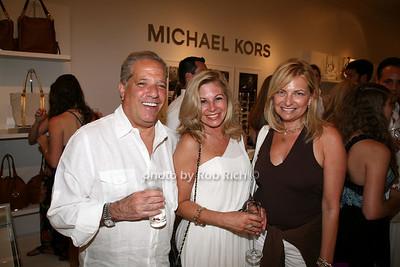 Denny Cohen, Annett Cohen, Debra Halpert  photo  by Rob Rich © 2009 robwayne1@aol.com 516-676-3939