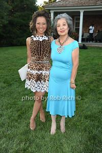 Alina Cho, Kim Cho photo by Rob Rich © 2011 robwayne1@aol.com 516-676-3939