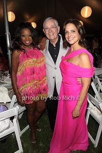 Star Jones, Keith Reinhard, Soledad O'Brien photo by Rob Rich/SocietyAllure.com © 2011 robwayne1@aol.com 516-676-3939