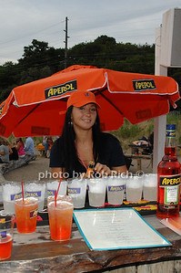 Bartender Deena Sayers