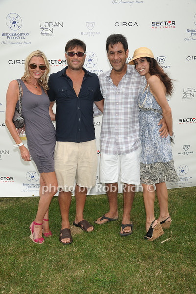 Jennifer Sitomer, Rick Sitomer, Todd Rome, Marlo Fariol<br /> photo by Rob Rich/SocietyAllure.com © 2011 robwayne1@aol.com 516-676-3939