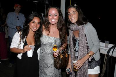 Kim Gonzalez, Kelly Broderick, Paige Bubeshter photo by Rob Rich © 2009 robwayne1@aol.com 516-676-3939