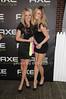 Ashley Bartlett and  Caroline Christman attend Dennis Rodman's birthday party at AXE Lounge (June 4,2011)