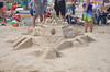 a sand temple