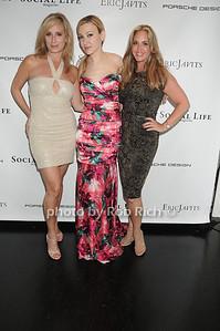 Sonja Morgan, Devorah Rose, Andrea Correale photo by Rob Rich © 2011 robwayne1@aol.com 516-676-3939
