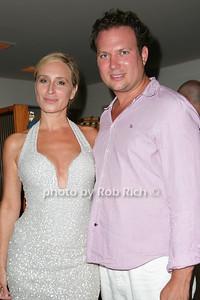 Sonja Morgan, Michael Gluckman