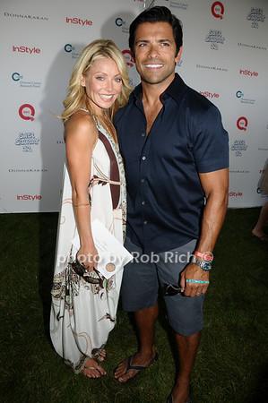 Kelly Ripa, Mark Consuelos<br /> photo by Rob Rich © 2009 robwayne1@aol.com 516-676-3939