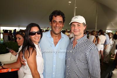 Vanessa Rome, Todd Rome, Jason Binn