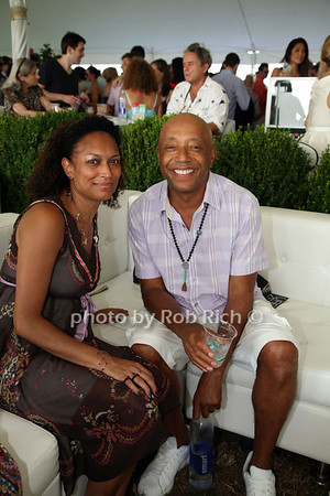 Sarah Stavron, Russell Simmons
