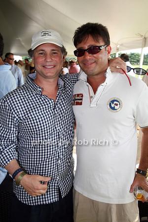 Jason Binn, Ricky Sitomer