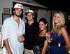 Mike Gemasco, Marley Ficalora, Ali Medjid, Nicole Wotherspoon<br /> photo by Rob Rich © 2009 robwayne1@aol.com 516-676-3939