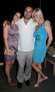 Shoshanna Marvin, Elie Finegold, Erika Austin photo by Rob Rich © 2009 robwayne1@aol.com 516-676-3939