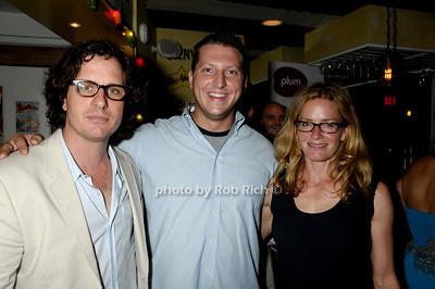 David Guggenheim, guest, Elisabeth Shue photo by Rob Rich © 2009 robwayne1@aol.com 516-676-3939