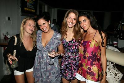 Maureen Zamburger, Amanda Lampert, Chelsea Rosen